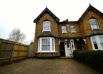 Thumbnail 3 bed semi-detached house to rent in Kings Road, Kingston Upon Thames