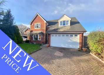Thumbnail 5 bed detached house for sale in Willow Grove, Buckley, Flintshire