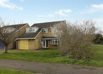 Thumbnail 4 bed detached house for sale in Wade Park Avenue, Market Deeping, Peterborough