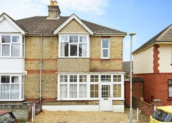 Thumbnail 3 bed semi-detached house for sale in Hillman Road, Parkstone, Poole