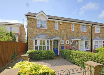 Thumbnail 2 bed terraced house for sale in Chadwick Avenue, Winchmore Hill, London