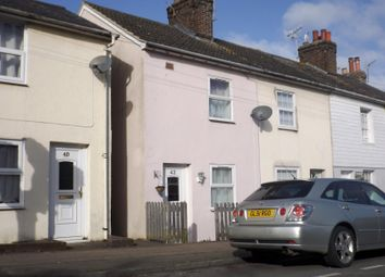Thumbnail 2 bed end terrace house to rent in Priory Street, Tonbridge