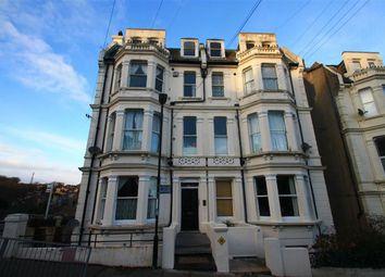 Thumbnail 1 bed flat for sale in Cornwallis Gardens, Hastings, East Sussex