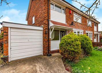 Thumbnail 3 bed semi-detached house to rent in Branksome Grove, Stockton-On-Tees