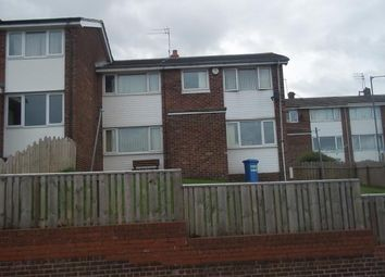 Thumbnail 3 bed terraced house to rent in Bruce Kirkup Road, Horden, Peterlee
