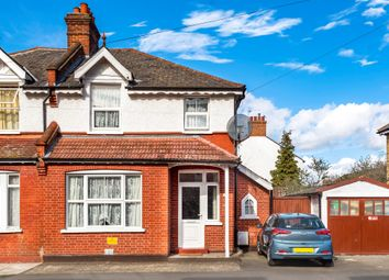 Thumbnail 3 bedroom semi-detached house for sale in Newman Terrace, Clarendon Grove, Mitcham