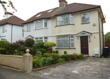 Thumbnail 3 bed semi-detached house for sale in Deans Way, Edgware