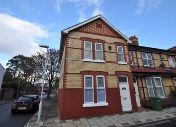 Thumbnail 3 bed end terrace house for sale in Edenhurst Avenue, Wallasey