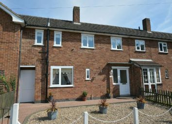 Thumbnail 3 bed terraced house for sale in Jamesway, Cosby, Leicester