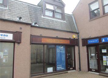 Thumbnail Retail premises to let in Unit 7, Scott Skinner Square, Banchory