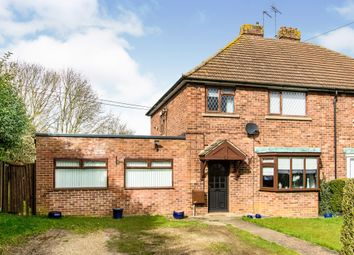 Thumbnail 3 bed semi-detached house for sale in Alfred Avenue, Metheringham, Lincoln