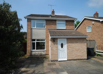 Thumbnail 3 bed detached house to rent in Halstead Road, Mountsorrel, Loughborough