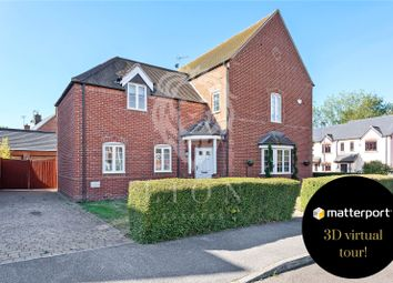 5 bed detached house for sale in Dean Forest Way, Broughton Village, Milton Keynes MK10
