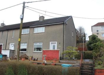Thumbnail 2 bedroom end terrace house for sale in The Auld Road, Cumbernauld, Glasgow, North Lanarkshire