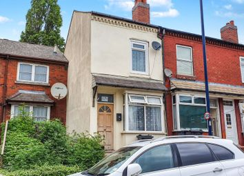 Thumbnail 3 bed end terrace house for sale in Arden Road, Birmingham