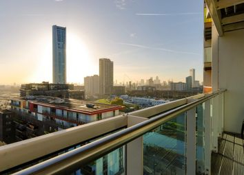 Thumbnail 1 bed flat for sale in Icona Point, Warton Road, Stratford, Greater London