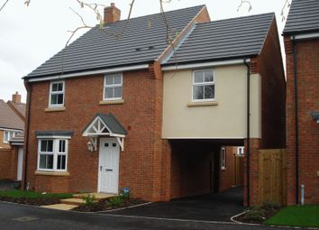 Thumbnail 4 bed detached house to rent in Elmwood Road, Arleston, Telford