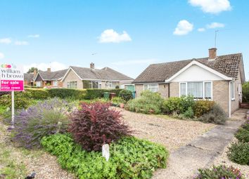 Thumbnail 2 bedroom detached bungalow for sale in Hillside, Swaffham