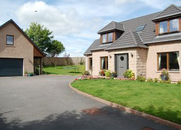 Thumbnail 4 bed detached house to rent in Whiterashes, Kingswells, Aberdeen