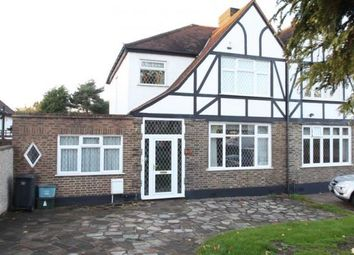 4 bed semi-detached house to rent in Wickham Road, Croydon, London CR0