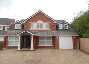 Thumbnail 6 bed detached house to rent in Washington Close, Widnes
