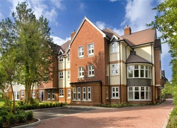 Thumbnail 2 bed flat for sale in Sycamore Grange, Branksomewood Road, Fleet
