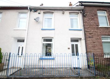 Thumbnail 2 bed terraced house to rent in Park Place, Risca, Newport