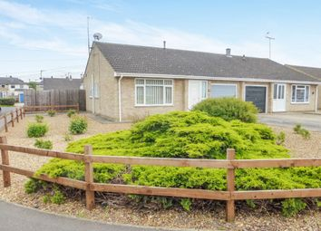 Thumbnail 2 bedroom semi-detached bungalow for sale in Cotswold Close, March