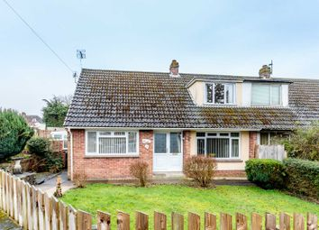 Thumbnail 2 bed semi-detached house for sale in Bracken Drive, Lydney