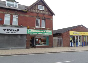 Thumbnail 2 bed duplex to rent in Barnsley Road, South Elmsall