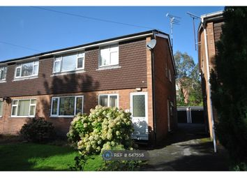 Thumbnail 2 bed flat to rent in Oak Road Off Northenden Road, Sale
