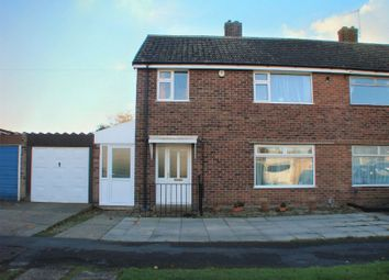 Thumbnail 3 bed semi-detached house for sale in St. Lawrence Boulevard, Radcliffe-On-Trent, Nottingham
