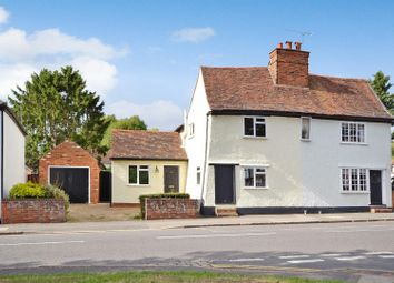 Thumbnail 2 bed semi-detached house for sale in High Trees, Back Lane, Stock, Ingatestone