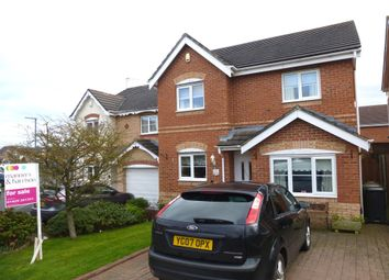 Thumbnail 4 bed detached house for sale in Thornbury Close, Hartlepool