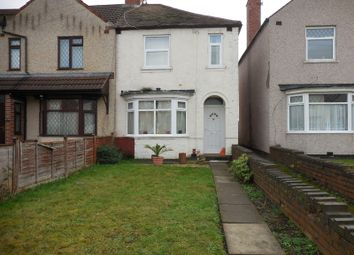 Thumbnail 3 bed end terrace house for sale in Warden Road, Radford, Coventry