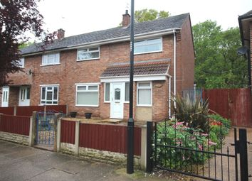 Thumbnail 3 bed semi-detached house for sale in Barret Road, Doncaster
