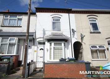 Thumbnail 3 bed terraced house to rent in Parkhill Road, Smethwick