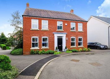 Thumbnail Detached house for sale in Lannesbury Crescent, St. Neots