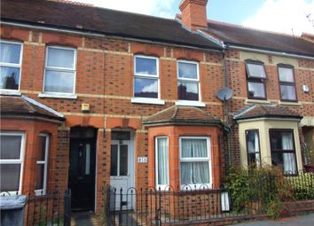 Thumbnail 3 bedroom terraced house to rent in Lincoln Road, Reading, Berkshire
