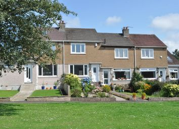 Thumbnail 2 bed terraced house for sale in Ledi Drive, Bearsden, East Dunbartonshire