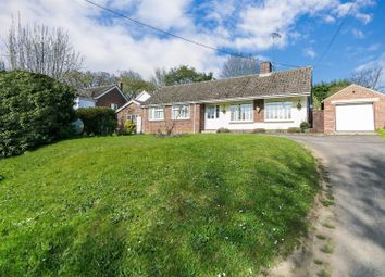 Thumbnail 3 bedroom detached bungalow for sale in North Road, Great Yeldham, Halstead