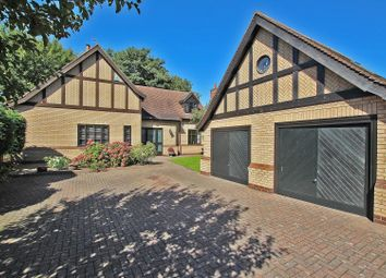 Thumbnail 4 bed detached house for sale in Church Road, Burton Joyce, Nottingham
