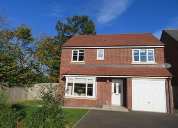 Thumbnail 4 bed detached house for sale in Ashcroft, Ponteland, Northumberland, Tyne & Wear