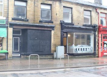 Thumbnail Retail premises to let in 723 Bacup Road, Rossendale, Lancashire