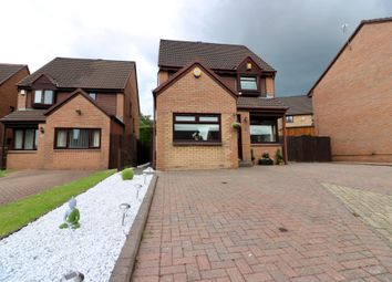 Thumbnail 4 bed detached house for sale in Micklehouse Place, Baillieston