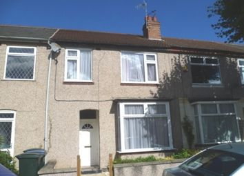 Thumbnail 3 bedroom terraced house for sale in Lindley Road, Stoke, Coventry