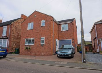 Thumbnail 3 bed detached house for sale in Windmill Street, Church Gresley, Swadlincote
