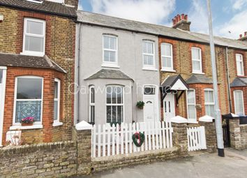 Thumbnail 2 bed terraced house for sale in Hillview Cottages, Shottendane Road, Margate
