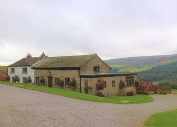 Thumbnail 6 bed detached house for sale in Woodhead Road, Glossop, Derbyshire