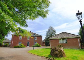Thumbnail 5 bedroom detached house for sale in Lords Lane, Bradwell, Great Yarmouth